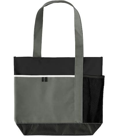 Webster Pocket Tote Bag - Black
