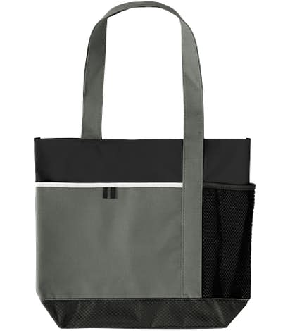 Webster Pocket Tote Bag - Black