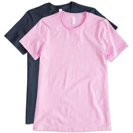 American Apparel Women's Jersey T-shirt