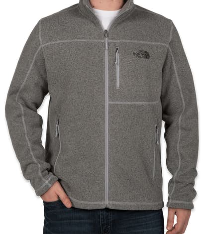 07110b5f5 The North Face Sweater Fleece Jacket