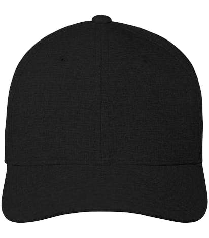 Port Authority Performance Snapback Hat - Black