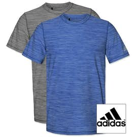Adidas Tech Heathered Performance Shirt