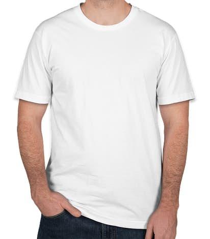American Apparel Organic Jersey T-shirt - White