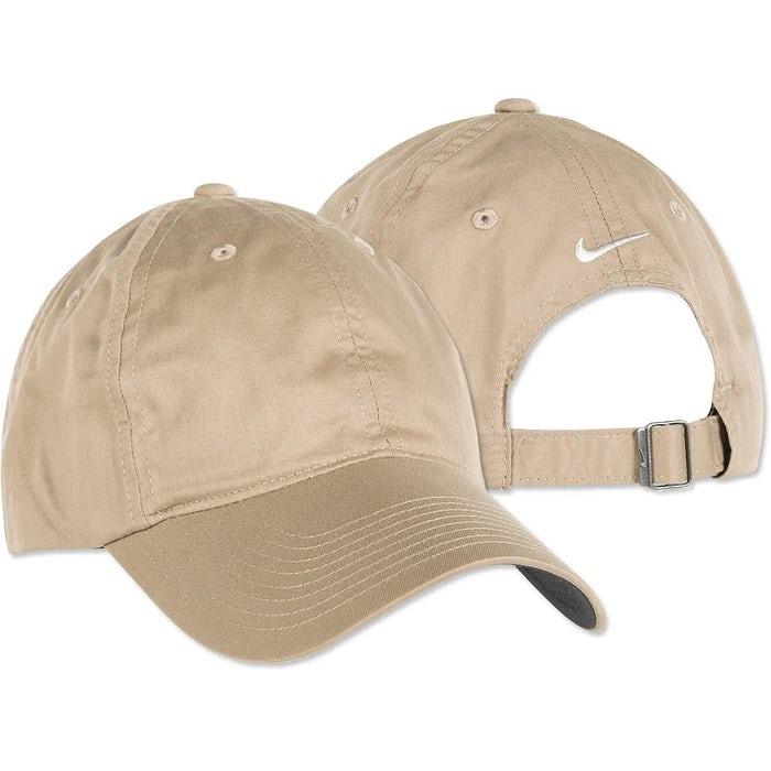 30d3993b0ca Custom Nike Golf Twill Hat - Design Premium Hats Online at CustomInk.com