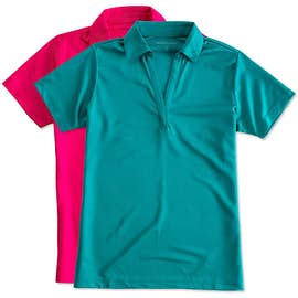 Port Authority Women's Silk Touch Performance Polo - Embroidered