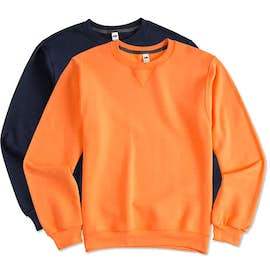 Fruit of the Loom Soft Spun Crewneck Sweatshirt
