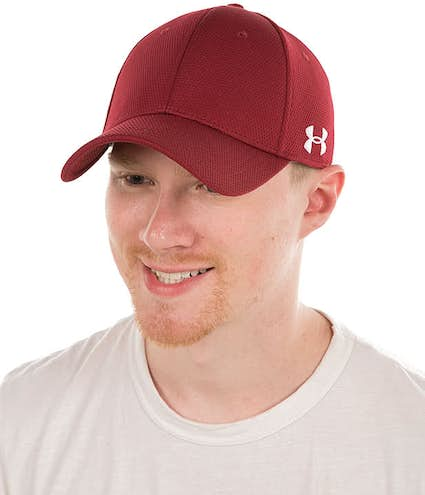 Design Custom Embroidered Under Armour Curved Bill Caps Online at ... 027da62c442