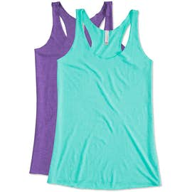 Next Level Women's Tri-Blend Racerback Tank