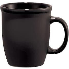 12 oz. Cafe Au Lait Ceramic Mug
