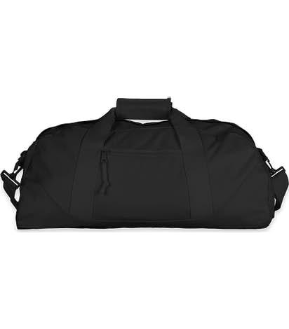 Liberty Bags Large Duffel Bag - Black