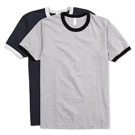 American Apparel Ringer T-shirt
