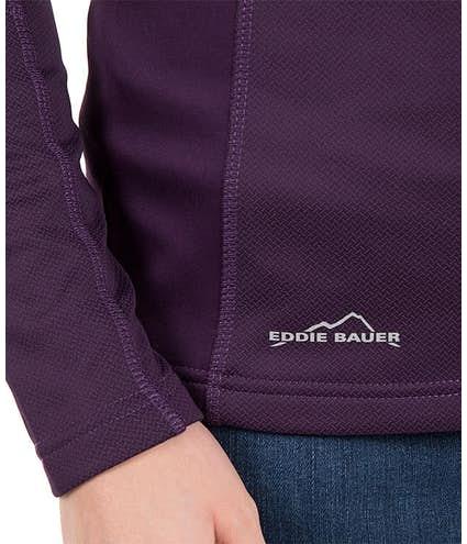 b7f07070fbf Eddie Bauer Women's Half Zip Performance Pullover