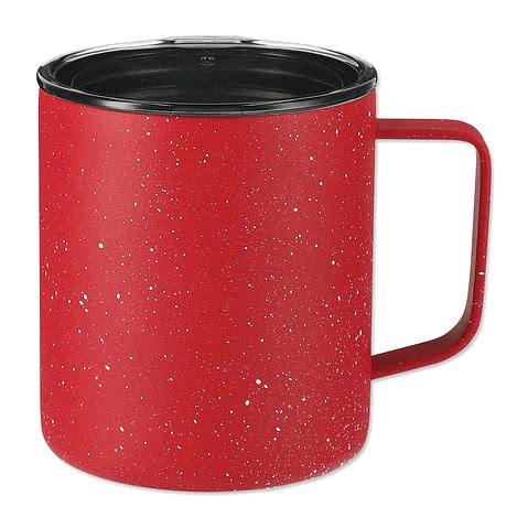14 OzSpeckled Copper Camper Insulated Vacuum Mug e2IWY9EDH
