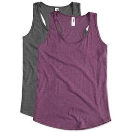Anvil Women's Tri-Blend Racerback Tank