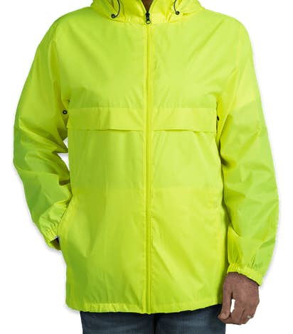 Team 365 Zone Protect Lightweight Jacket - Safety Yellow