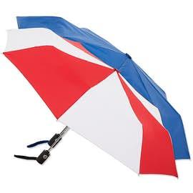 "Totes Auto Open Compact 43"" Umbrella"