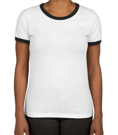 Design Custom Next Level Ladies Ringer T-shirts Online at CustomInk 04caa5262