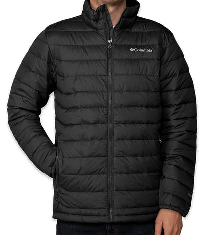 Columbia Powder Lite Jacket - Black