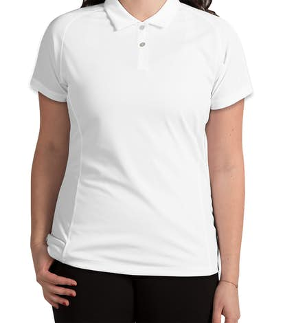cdff1e31 Custom Puma Golf Women's Essential Performance Polo - Design Premium ...