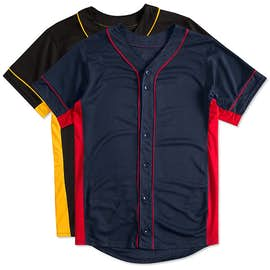 38b8c3610c9 Custom Baseball   Softball Jerseys and Apparel - Design Online