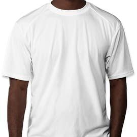 Badger B-Dry Performance Shirt - Color: White