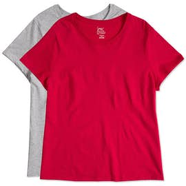 Hanes Women's Just My Size Plus T-shirt