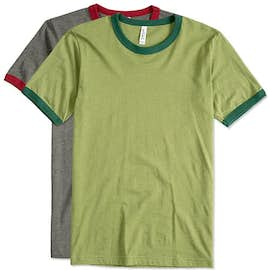 Bella + Canvas Ringer T-shirt