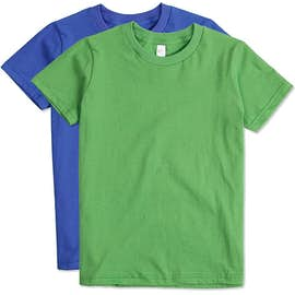 American Apparel USA-Made Youth Jersey T-shirt