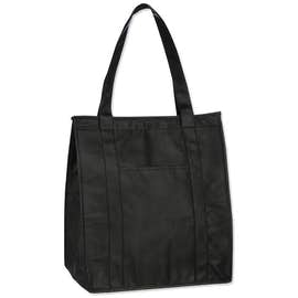 Hercules Zippered Insulated Grocery Tote Bag