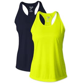 Team 365 Women's Zone Racerback Performance Tank