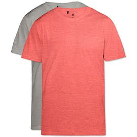 Adidas Heather 100% Recycled UPF Performance Shirt