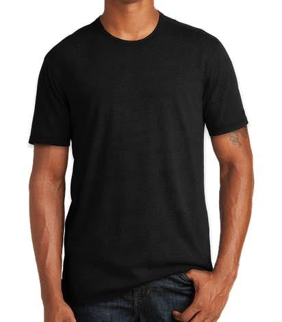 New Era Tri-Blend Performance Shirt - Black