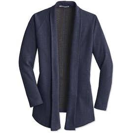 Port Authority Women's Premium Interlock Cardigan