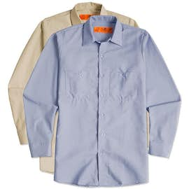 Canada - Red Kap® Long Sleeve Industrial Work Shirt