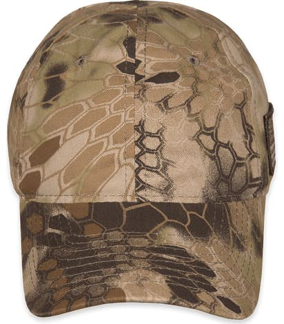 959e92617b4a2 Custom Outdoor Cap Kryptek Camo Hat - Design Camo Hats Online at ...
