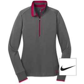 Nike Women's Dri-FIT Half Zip Performance Pullover