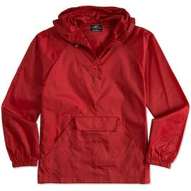 Ultra Club Hooded Packable Anorak