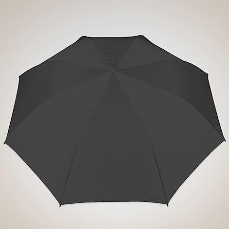 "Ultra Value Auto Open 58"" Folding Golf Umbrella - Black"