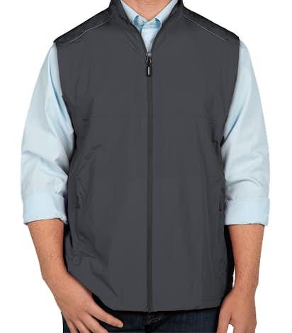 Core 365 Lightweight Reflective Vest - Carbon