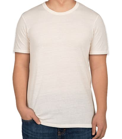 Alternative Apparel Eco Tri-Blend T-shirt - Eco Ivory