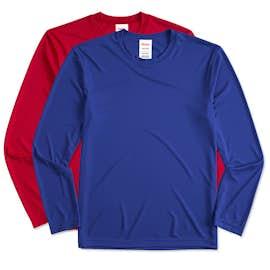 Hanes Cool Dri Long Sleeve Performance Shirt