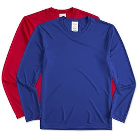 Hanes Cool Dri Long Sleeve Performance Shirt