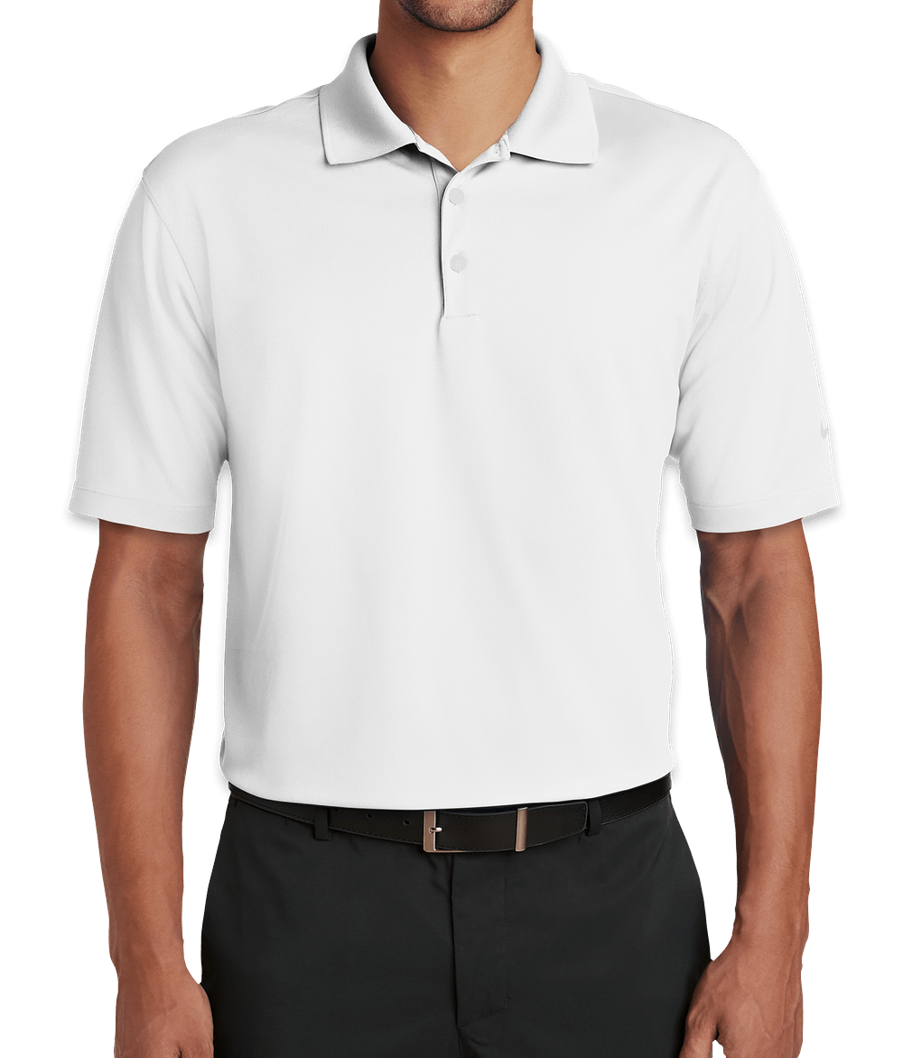 Design Custom Embroidered Nike Golf Dri Fit Micro Pique Performance