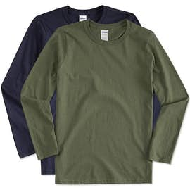 Gildan Softstyle Long Sleeve Jersey T-shirt