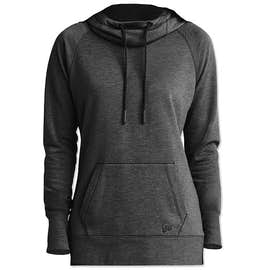New Era Women's Tri-Blend Pullover Hoodie