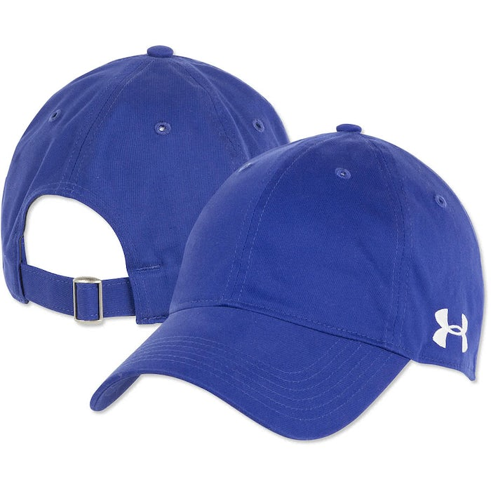 946c4f7d79a Design Custom Embroidered Under Armour Adjustable Chino Caps Online ...