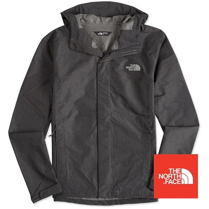 836f51c0c71e ... Dark Grey Heather. The North Face Waterproof Windbreaker Jacket