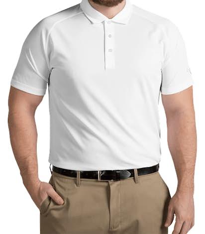 Puma Golf Essential Performance Polo - White