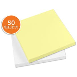 "3M Post-it® Note- 2.75"" x 3"" - 50 sheets/pad"