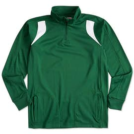 Team 365 Quarter Zip Performance Pullover